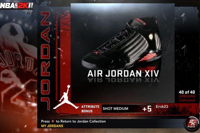 Jordan Nba 2K11 Xiv 1