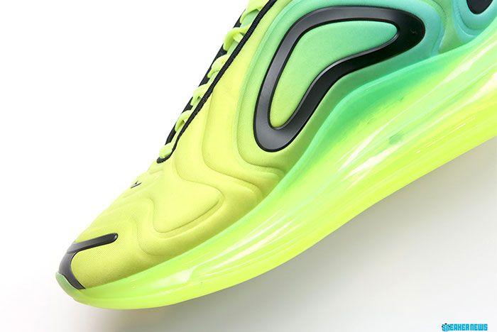 Nike Air Max 720 Volt Toe