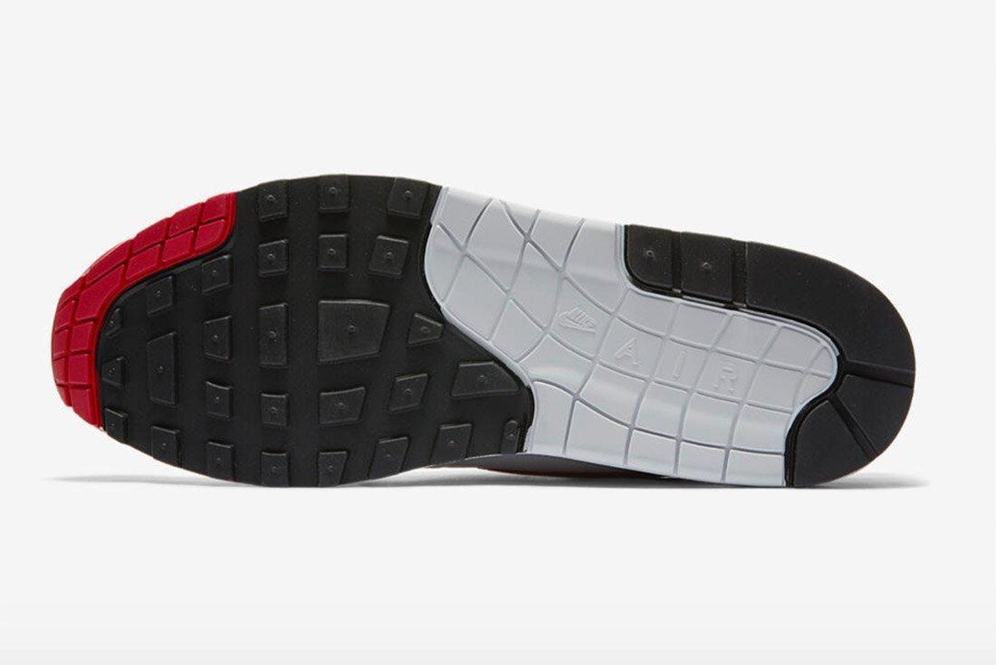 Nike Air Max 1 Og Retro University Red 1