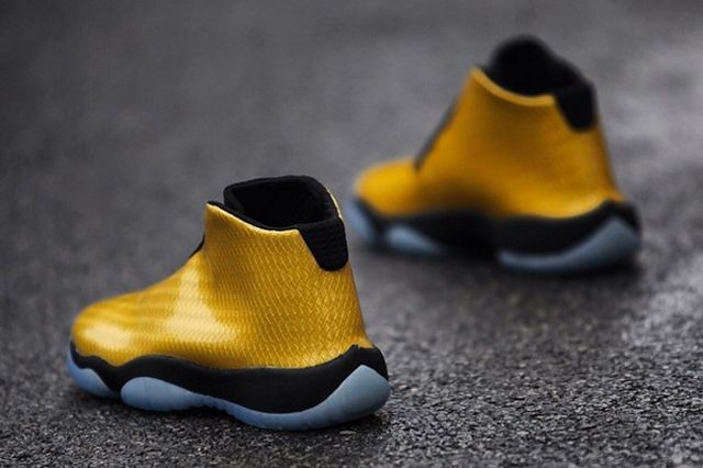 Air Jordan Future Gold2