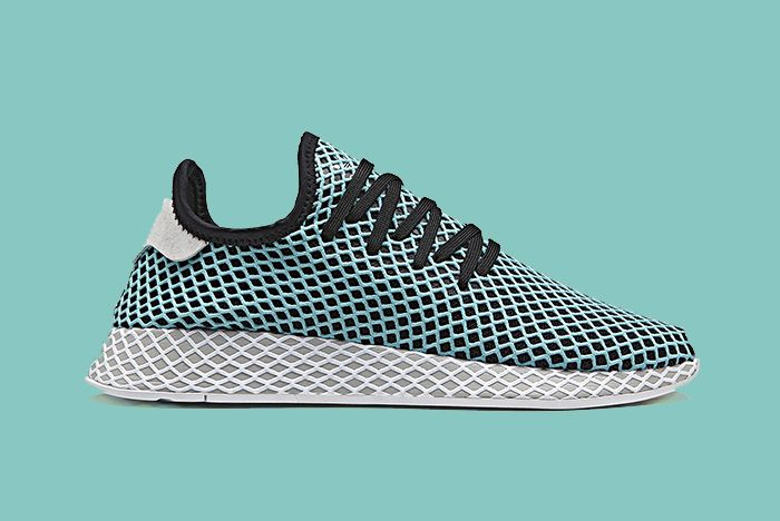 Adidas Originals Deerupt Parley Collab Shoe 1 Sneaker Freaker