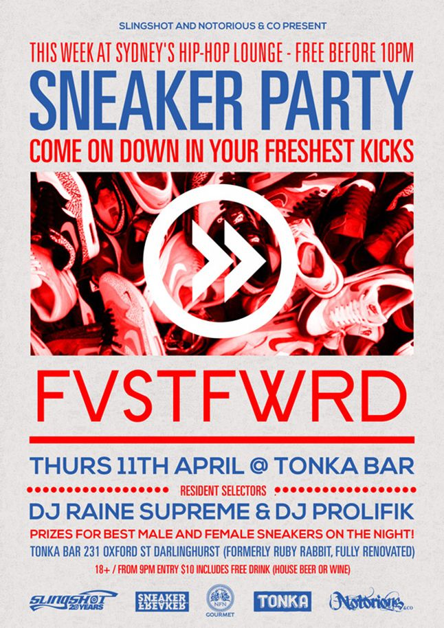 Fvstfwrd Week5 Sneaker Party 2
