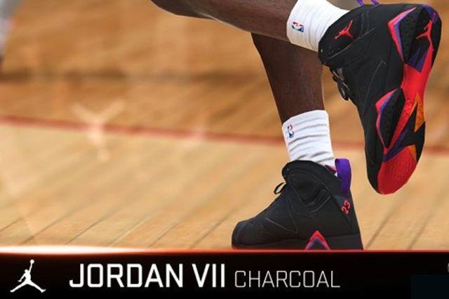 Nba 2 K15 Air Jordan Retros 4