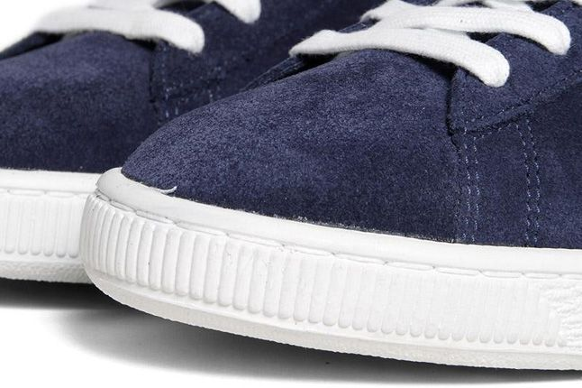 Puma Suede Insignia Blue Made In Japan Toes 1