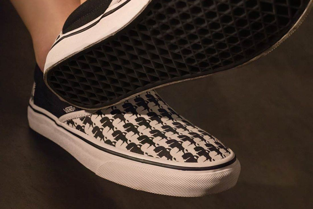 Karl Lagerfield X Vans Collection 10