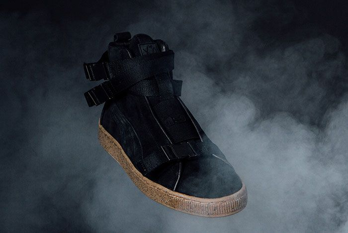 The Weeknd Puma Suede Boot 18