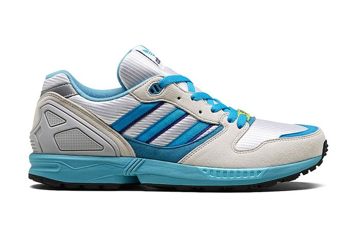 Adidas Zx 5000 White Blue Fu8406 Release Date Lateral