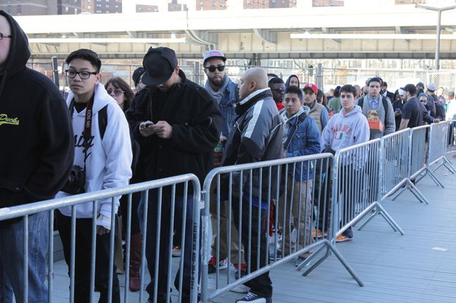 Sneaker Con New York Line Up 1