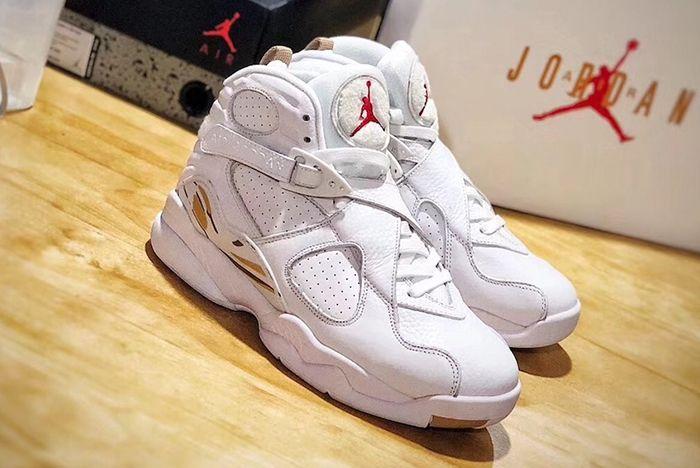 Drake X Air Jordan 8 Ovo Sneaker Freaker 1