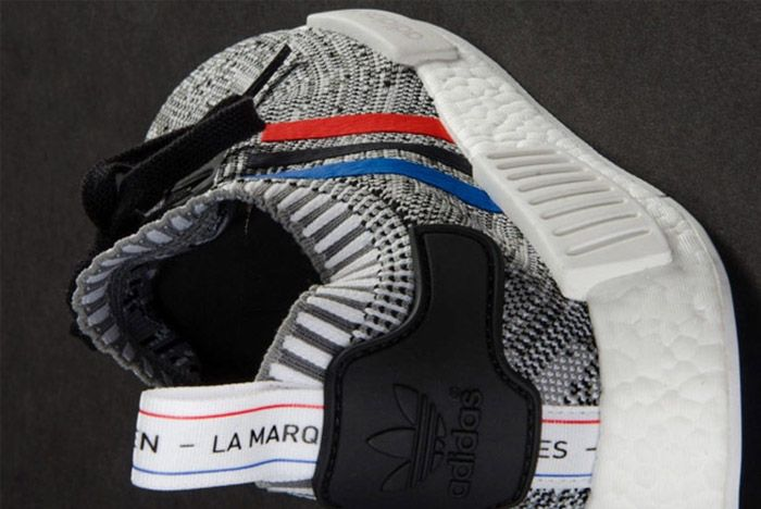 Adidas Nmd Tri Colour White 3