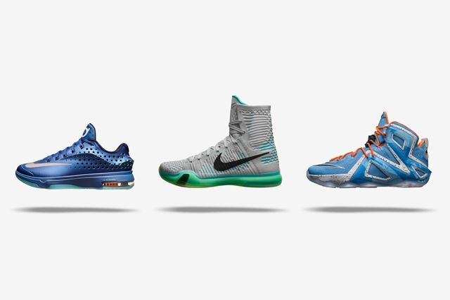 Nike Basketball 2015 Elite Series 4
