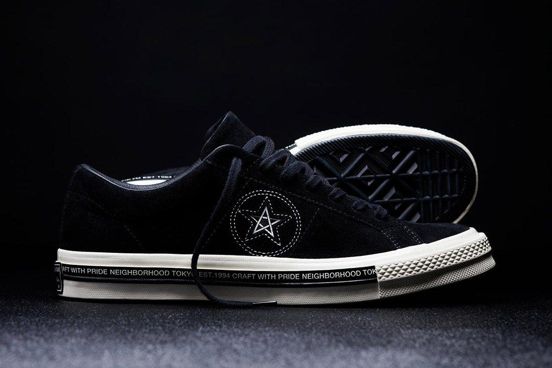 Neighborhood Converse One Star 3