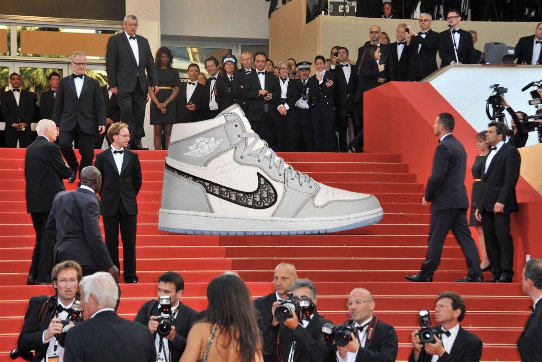 Air Dior Sneaker Freaker