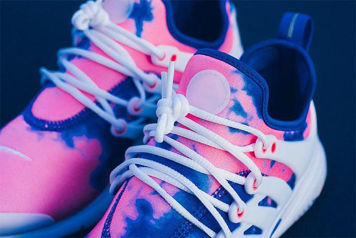 Wmns Nike Air Presto Td White Blue Nebula Blue Nebula Sneaker Politics Aq5897 100 9