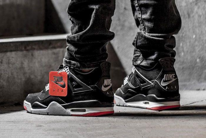 Air Jordan 4 'Bred' Could