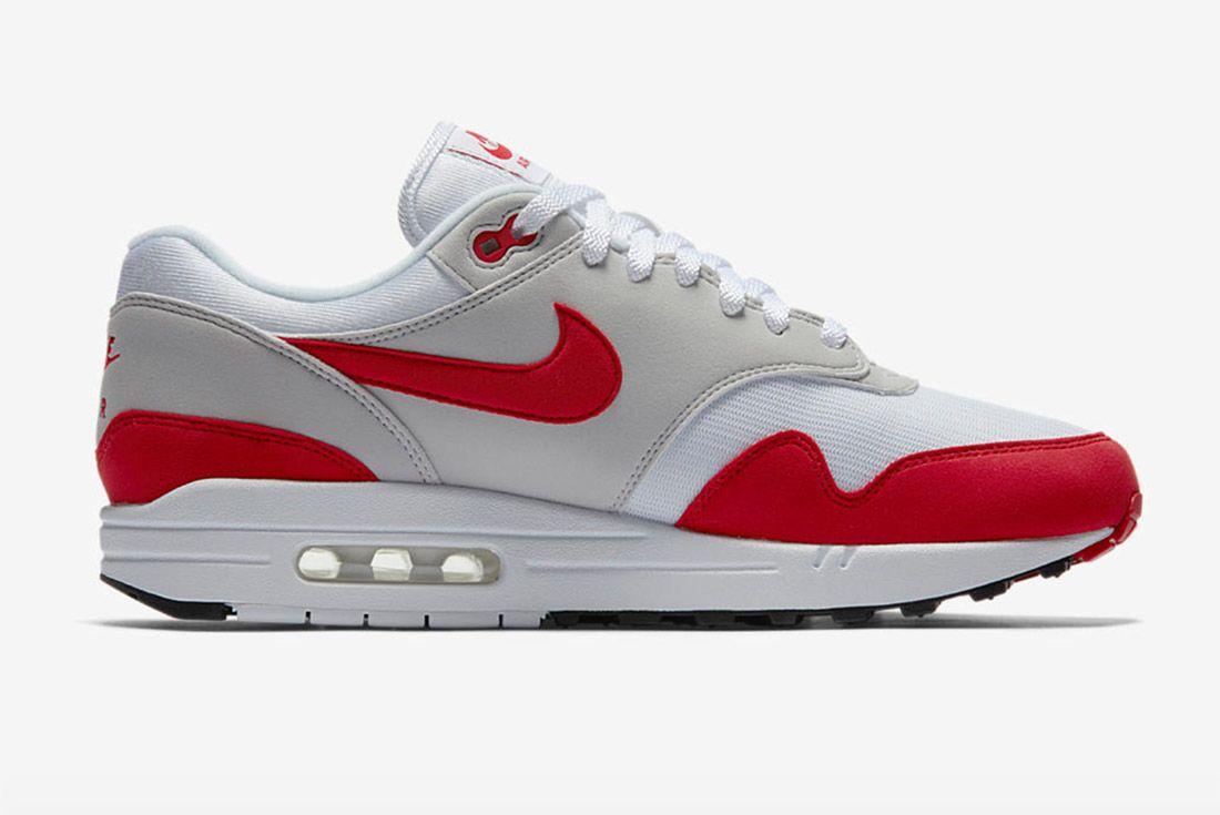 Nike Air Max 1 Og Retro University Red 5