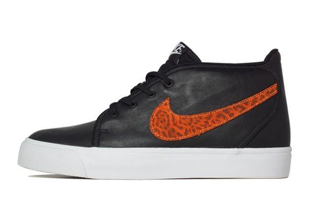 Nike Fb Leopard Toki Blk
