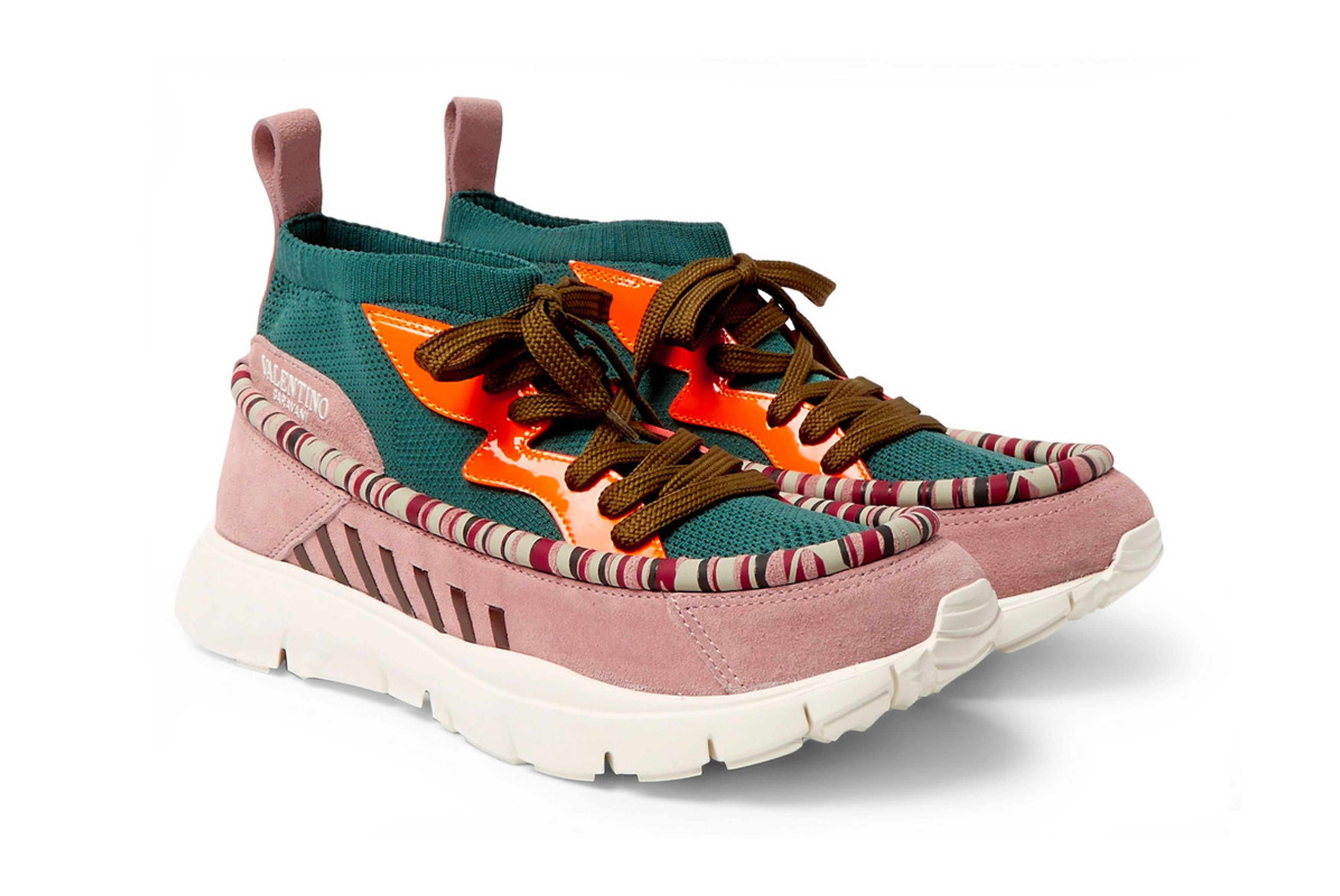 Valentino Heroes Tribe Sneakers Release 6 Sneaker Freaker