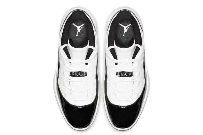 Air Jordan 11 Concord Golf 4