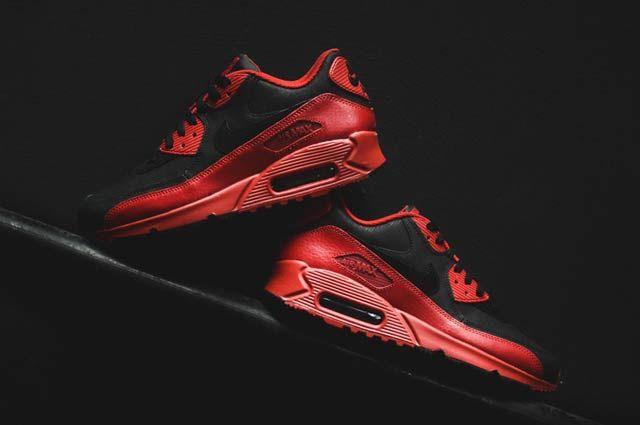 Nike Air Max 90 Gym Redblack