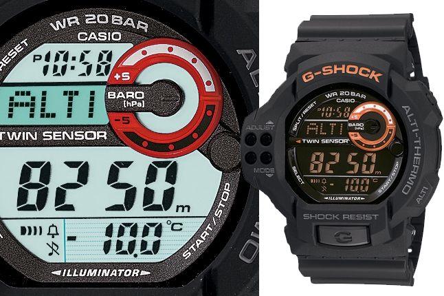 G Shock Gdf 100 4 1