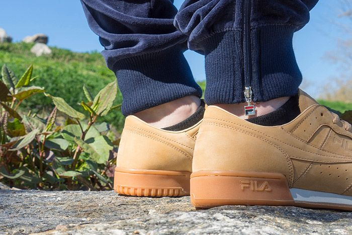 Fila Premium Veg Tanned Leather Pack Classic Workout 3