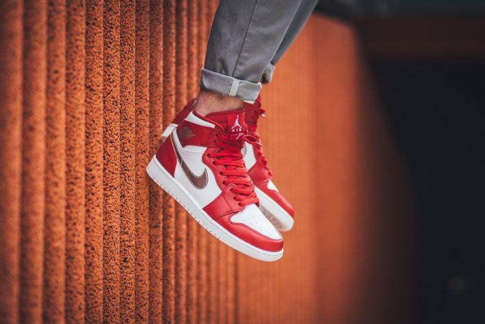 Air Jordan 1 Retro Gym Redsilver 2