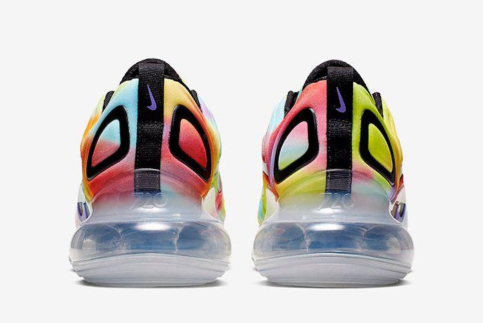Nike Air Max 720 Tie Dye Heel