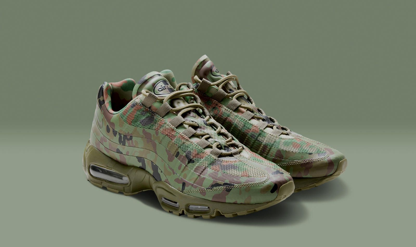 The All-Time Greatest Camo Sneakers