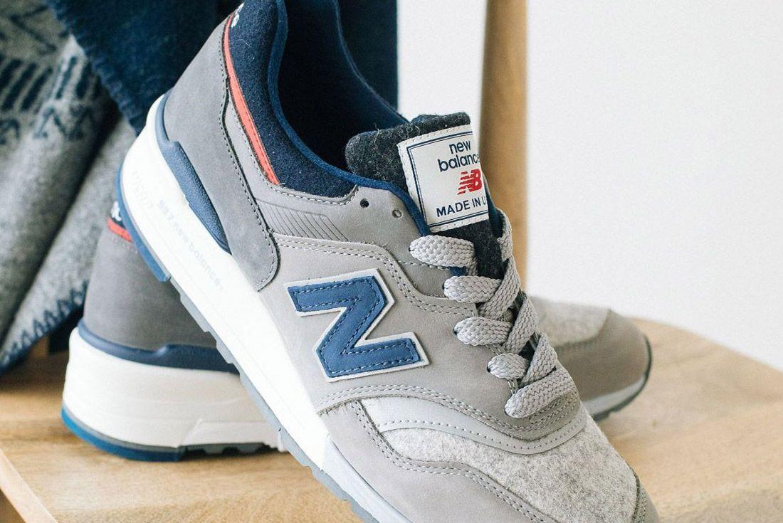 Woolrich New Balance 997 3