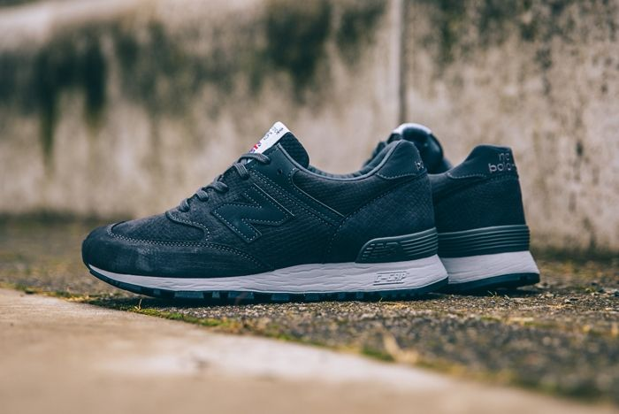 New Balance W 576 Mie Feature