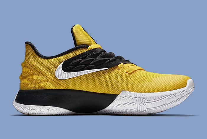 Nike Kyrie Low 1 Amarillo Yellow 3
