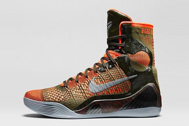 Nike Kobe 9 Elite Sequoia Nikestore 2