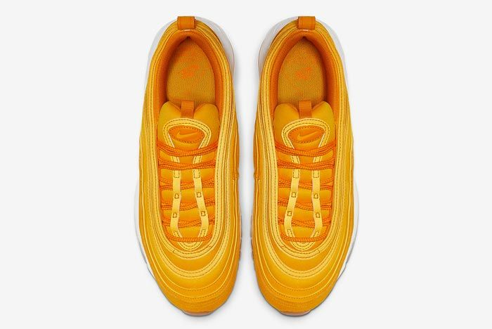 Nike Air Max 97 Womens Double Gold Top