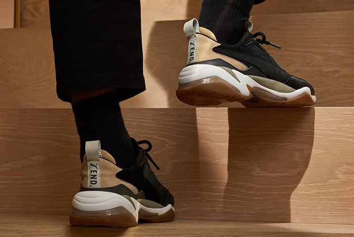 End Puma Thunder Shadow 2