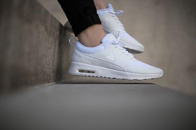Nike Air Max Thea Triple White 4