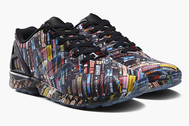 adidas torsion zx flux limited edition