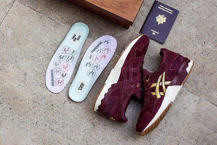 Sneakerness Asics Gel Lyte V Passport 4