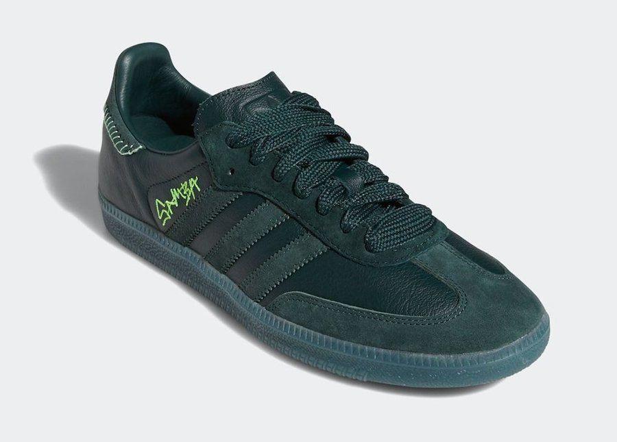 Jonah Hill x adidas Samba
