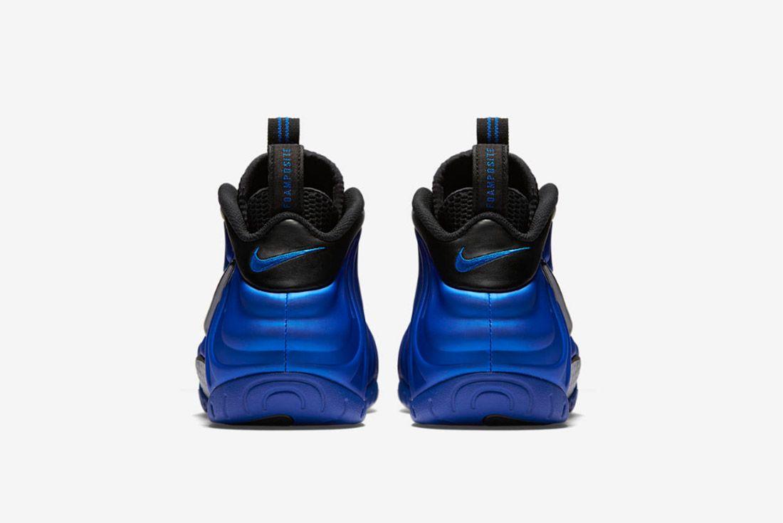 Nike Foamposite Pro Hyper Cobalt 3