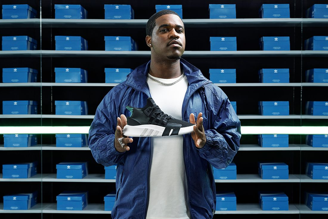 Adidas Eqt Bball Sneaker Freaker 5