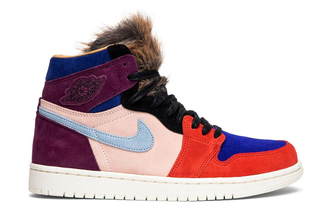 Aleali May Air Jordan 1 Viotech Nike Colourway Corral Feature
