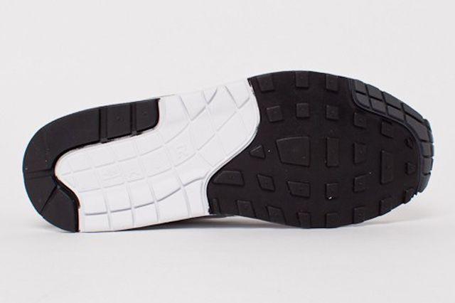 Nike Air Max 1 Essential Dark Grey White Silver Pure Platinum 1A