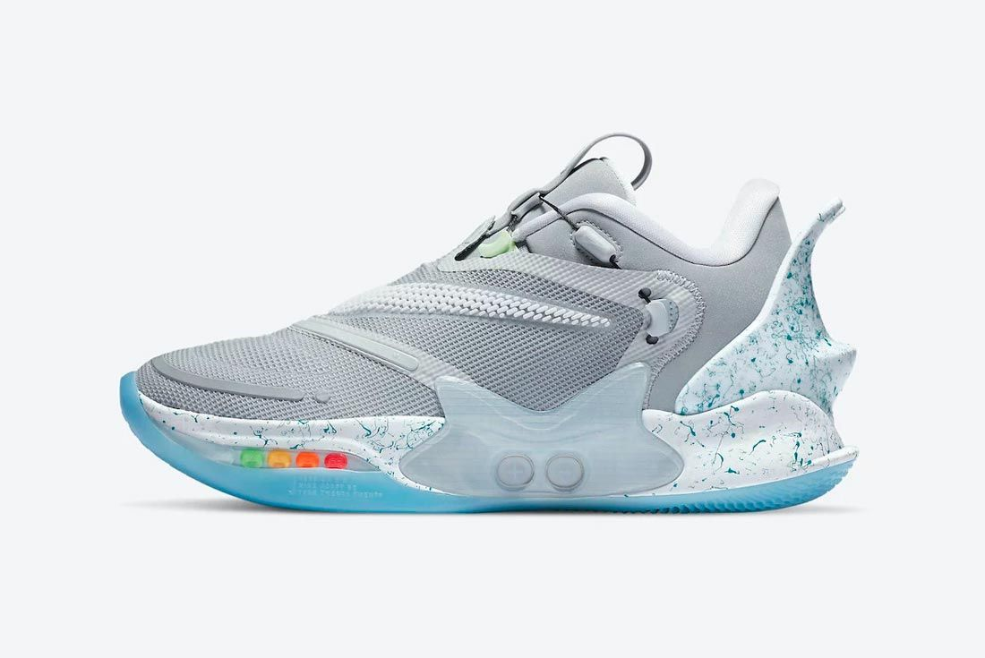 The Nike Adapt BB 2.0 Goes Back to the