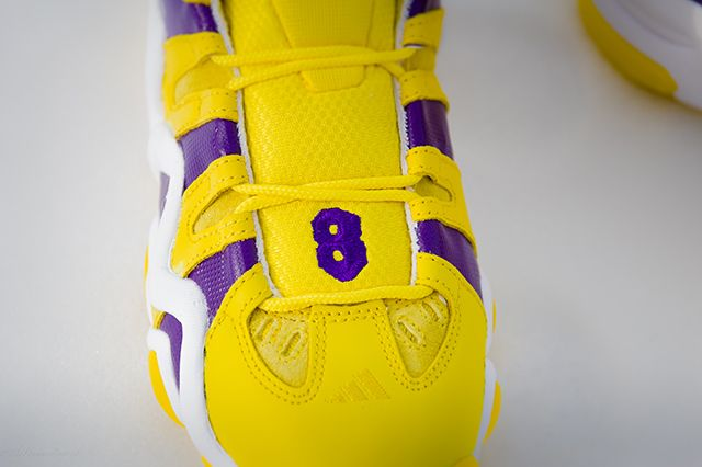 Adidas Crazy 8 Los Angeles Lakers 3