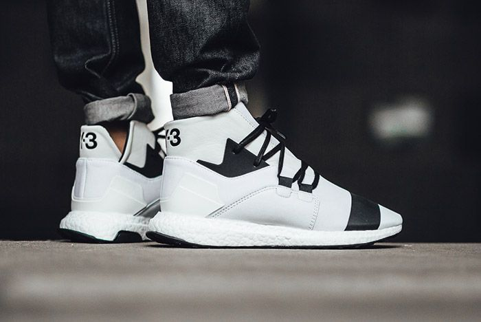 Adidas Y 3 Kozoko High White 2