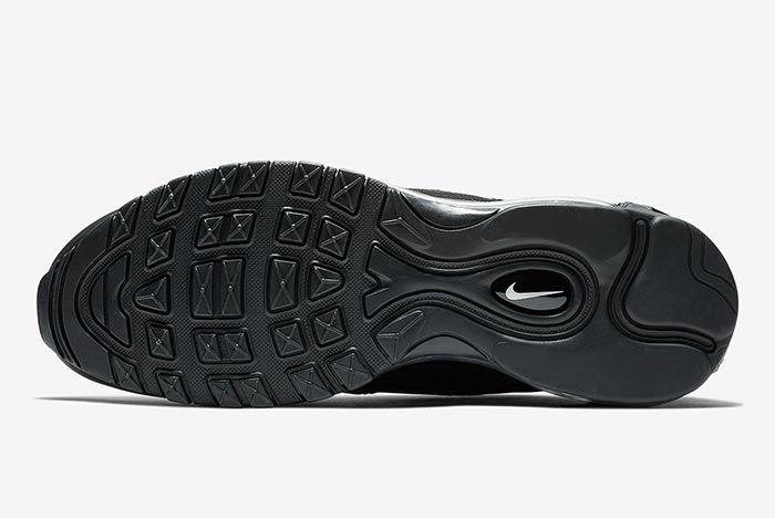 Nike Air Max 97 Triple Black 6A