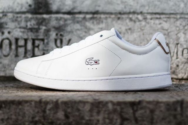 Lacoste Carnaby Albino
