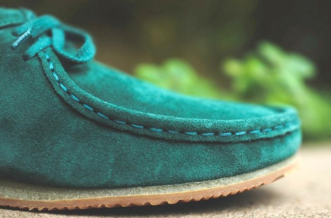 Clarks Wallabee Run Spring Releases Thumb