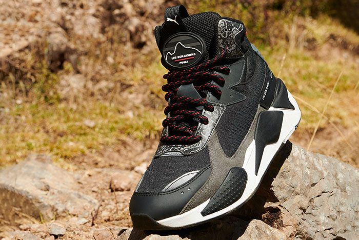 19 Aw Sp Select Les Benjamins X Puma Cell Rs X Mid